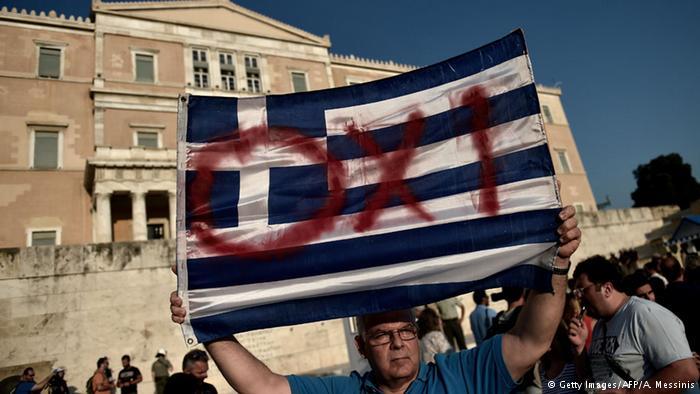 Гърците гласуваха: Не – 61.3% срещу 38.7% са окончателните резултати