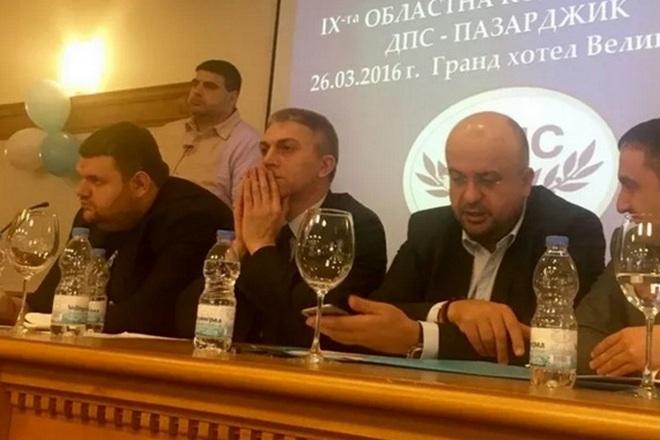 Пеевски се появи в Пазарджик