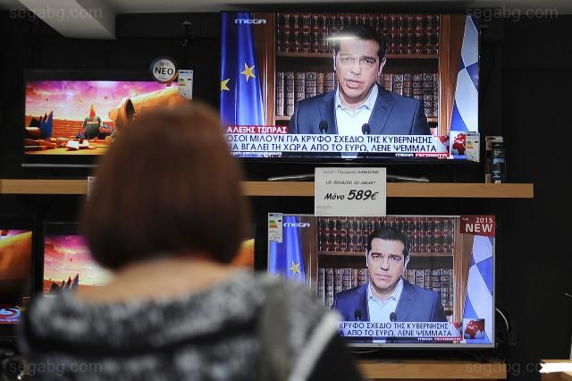 Ципрас: Референдум ще има