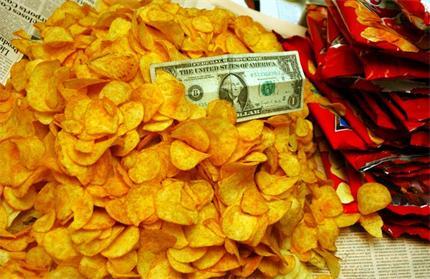 """В очакване на данък """"чипс"""""""