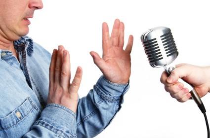 Как да се държим пред публика