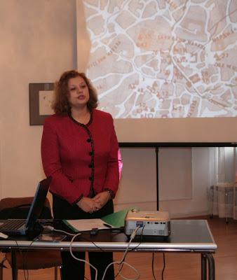 5. Мариела Нанкова: Не трябва да се потъпква автентичния характер на културното наследство!