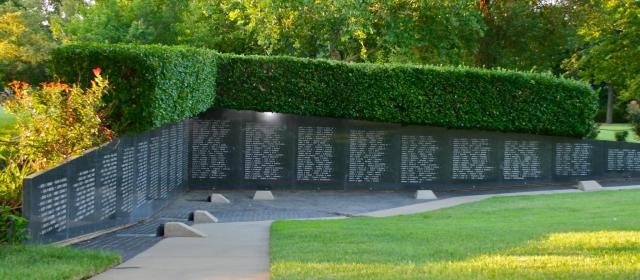 За Виетнамската война и нейния мемориал