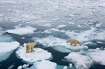Загадъчната съдба на трима полярни изследователи