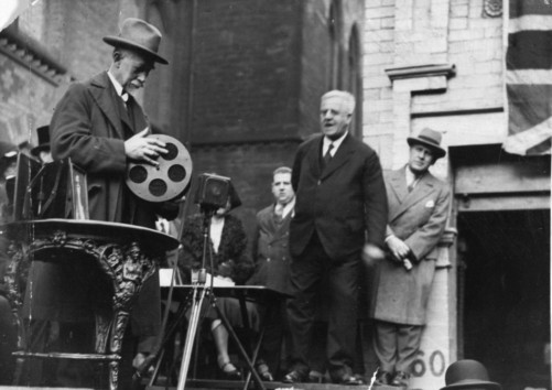 Луи льо Принс: истинският откривател на киното