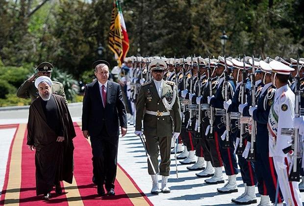 Турция, Иран и новото правителство в Анкара