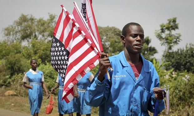 Африканската политика на Барак Обама