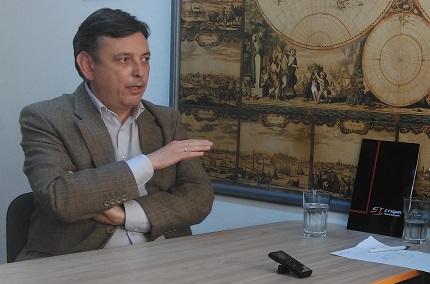 36. Горан Благоев: Светият синод действа в стил БКП, сами си режат клона