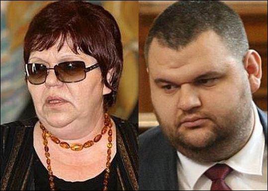 """""""Репортери без граници"""": Как Пеевски и майка му въртят медийните бухалки в България"""