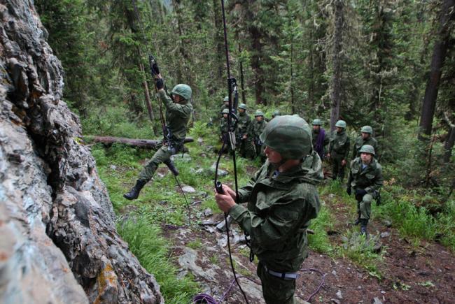 Путин разпореди създаването на ново армейско формирование