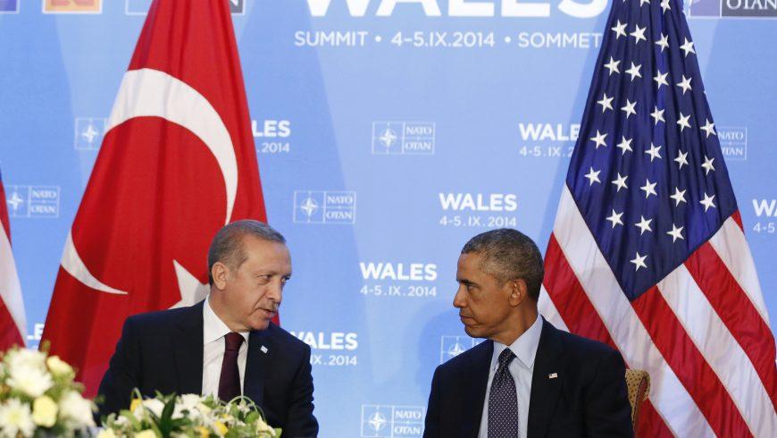 Анкара търси подкрепата на НАТО срещу ИД