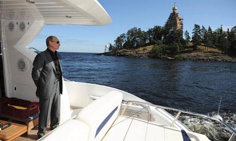 Започва ли отстраняването на Путин от власт?