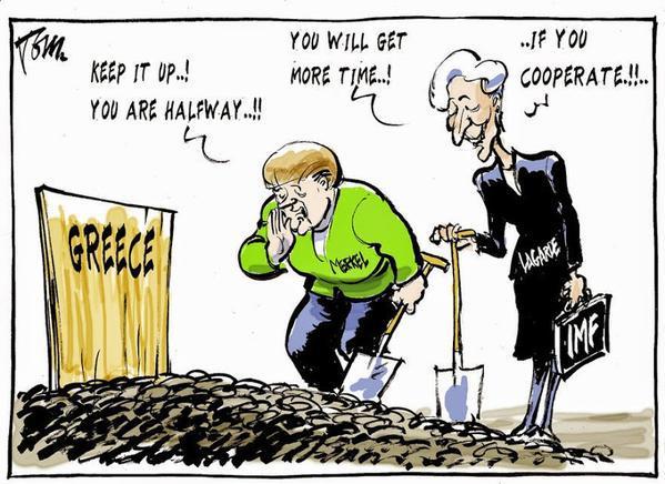 Алемандата на Меркел и Шойбле в Бундестага: