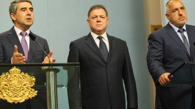 Борисов: искам платноходи, туристи, мир и любов, а не военни кораби в Черно море
