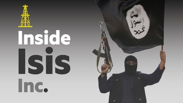 Isis Inc.: как петролът захранва терористите – джихадисти