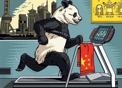 Има ли финансови хоризонти икономическият растеж на Китай?