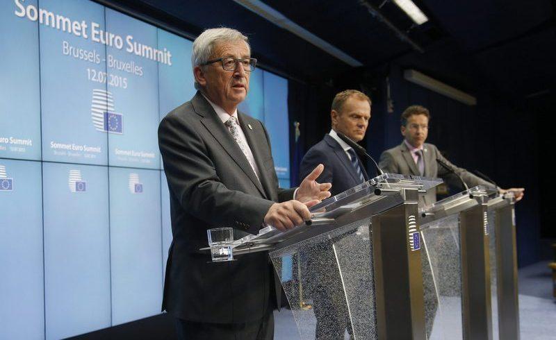 Гърция се размина с Grexit засега