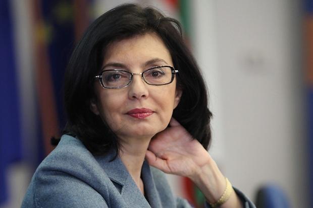 Меглена Кунева: Корупцията се мери според усещането