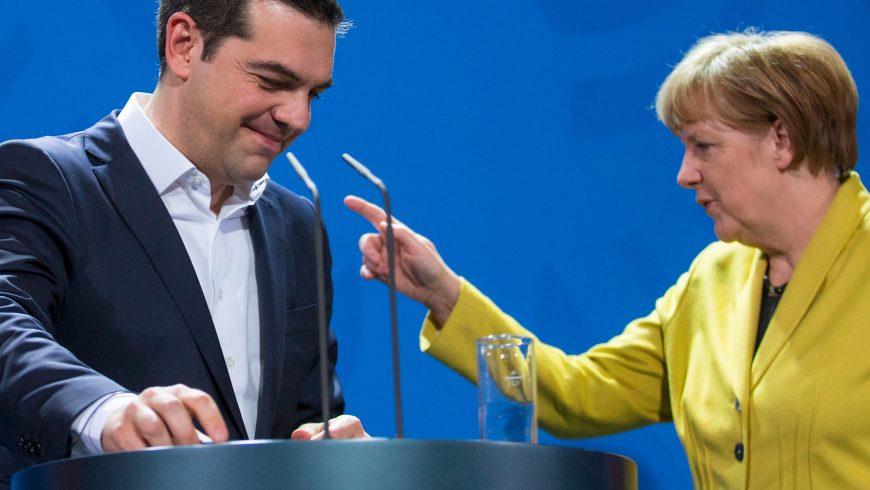 Хабермас, Меркел и планът за Гърция