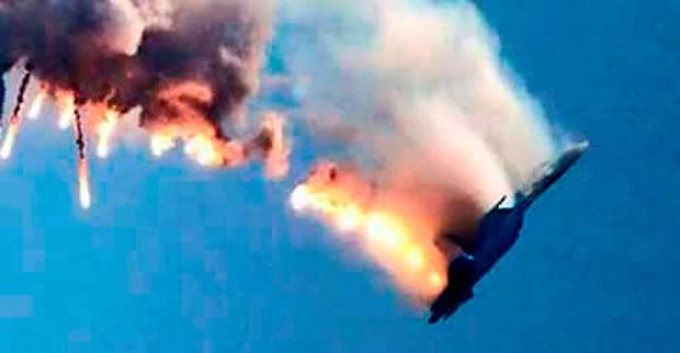 Защо Турция свали руския СУ-24?