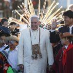 Папа Франциск с важно послание в Боливия