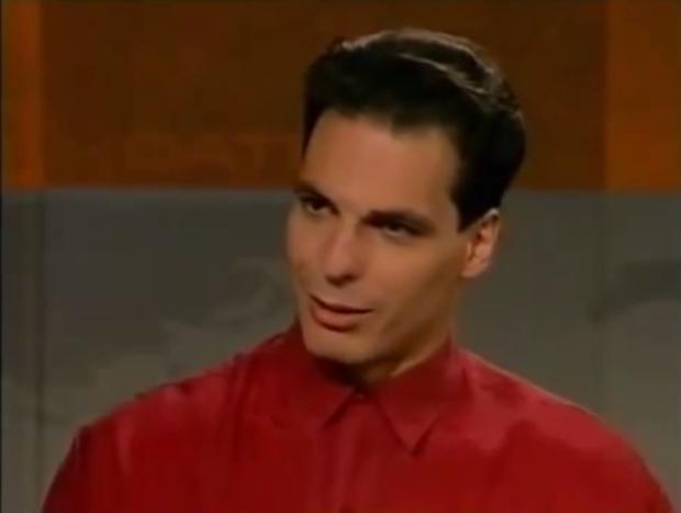 "Варуфакис (1993): ""Аз съм консерватор и не виждам талантливи хора сред младите политици"""