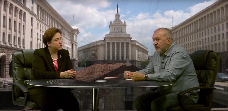 Дора Янкова: Би могло да се дебатира около кандидатури от типа на проф. Анастас Герджиков