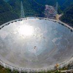 Китай пуска в действие най-големия радиотелескоп в света