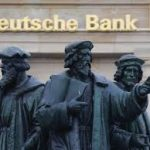 Трус на европейските борси след като властите в САЩ глобиха Дойче банк с 14 млрд. долара