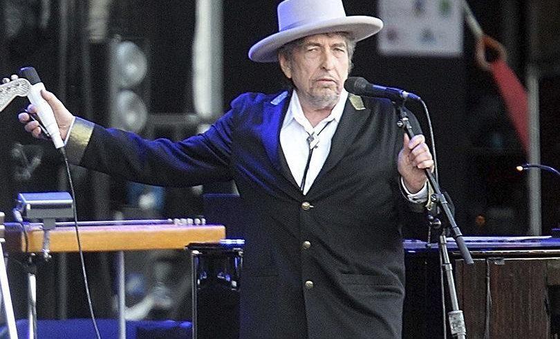 Боб Дилън, поезията, ритъмът и болката