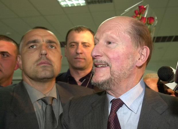 A Борисов откъде се появи?
