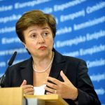 Кристалина Георгиева застава временно начело на Световната банка