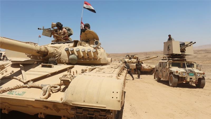 """""""Ислямска държава"""" екзекутирала 300 бивши полицаи"""