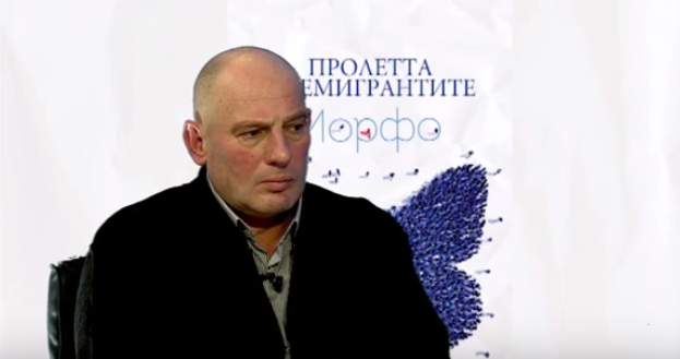 Калин Илиев: За мен Бойко Борисов винаги е бил културен шок