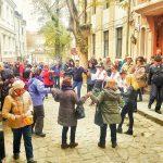 Теодосий Спасов озвучи Дионисиевото шествие в Пловдив