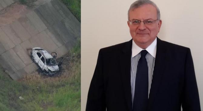 Гръцкият посланик е убит от жена си и любовника й