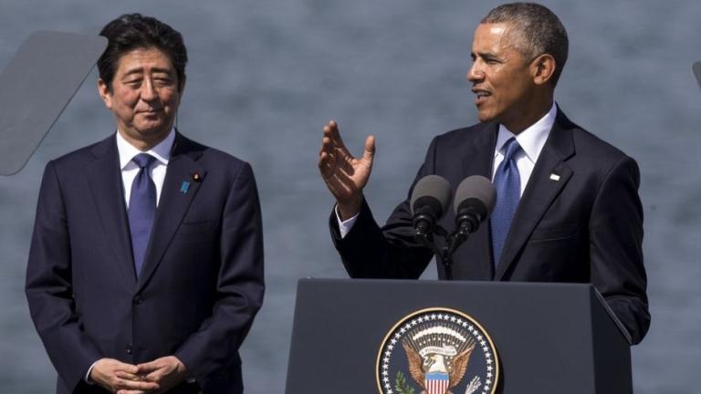 Премиерът на Япония изказа съболезнования за Пърл Харбър