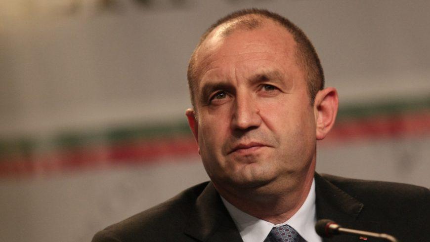 Румен Радев: България винаги ще работи заедно с ЕС и НАТО