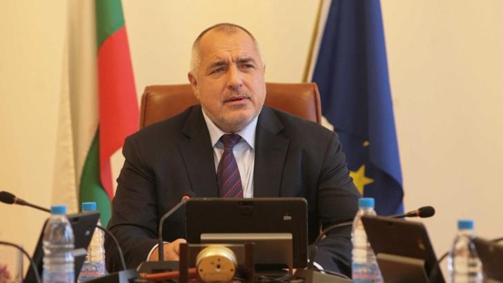 Борисов свика кризисния щаб за защита на населението