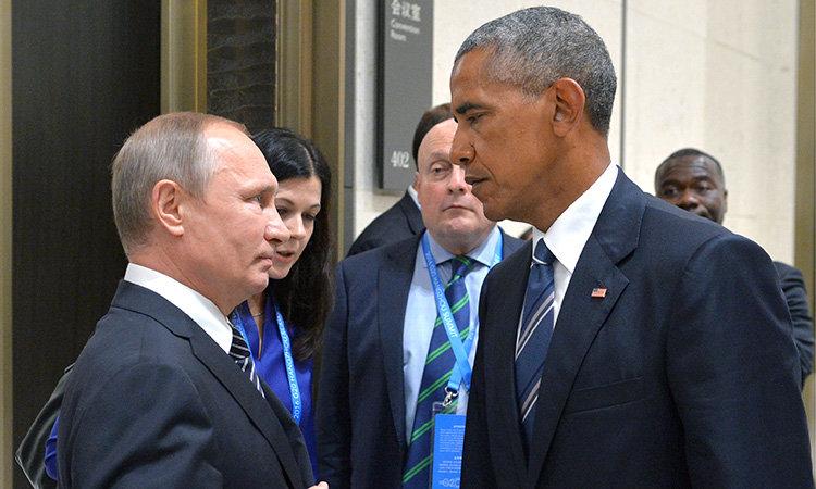 САЩ и Русия в спиралата на Студената война