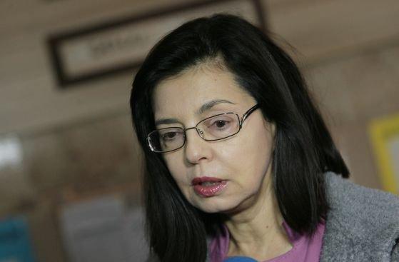 Кунева: Връчването на мандат на РФ има символичен смисъл