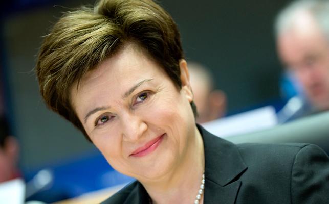 Кристалина Георгиева благодари на правителството за номинацията