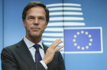 epa05397001 Dutch Prime minister Mark Rutte during a press briefing at the end of European Council meeting in Brussels, Belgium, 28 June 2016. EU leaders met for the first time since the British referendum, in which 51.9 percent voted to leave the European Union.  EPA/OLIVIER HOSLET