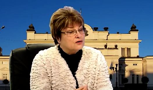 Веска Волева: Държавата беше ликвидирана чрез Гражданско-процесуалния кодекс