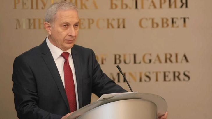 Герджиков: Помолих Георги Костов да подаде оставка