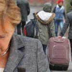 Над 3500 нападения срещу мигранти в Германия през 2016 г.