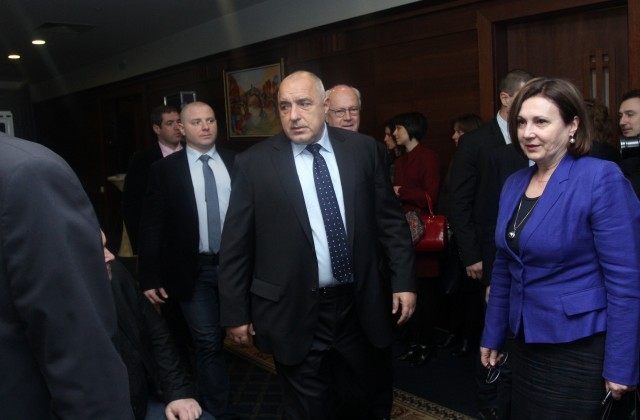 Борисов: БСП се готви да купи изборите