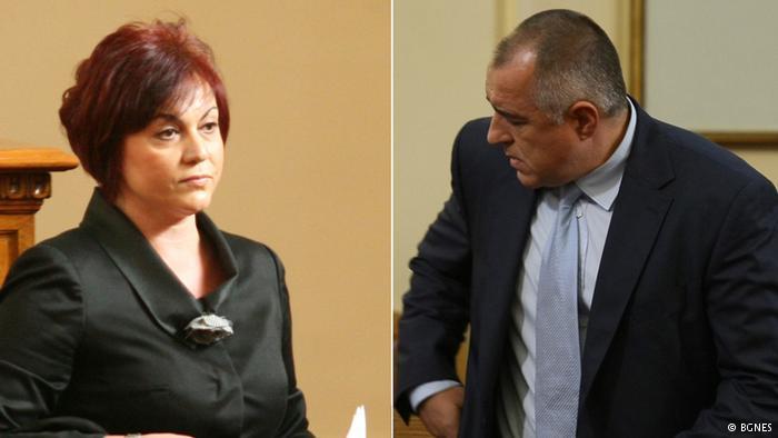 Борисов и Нинова питат кой смени Георги Костов