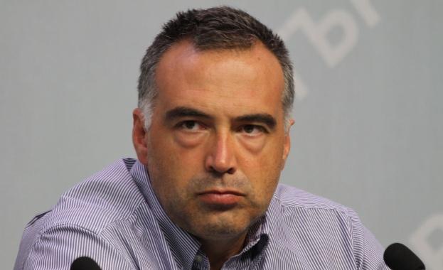 Антон Кутев: БСП не трябва да се коалира с ДПС и ГЕРБ