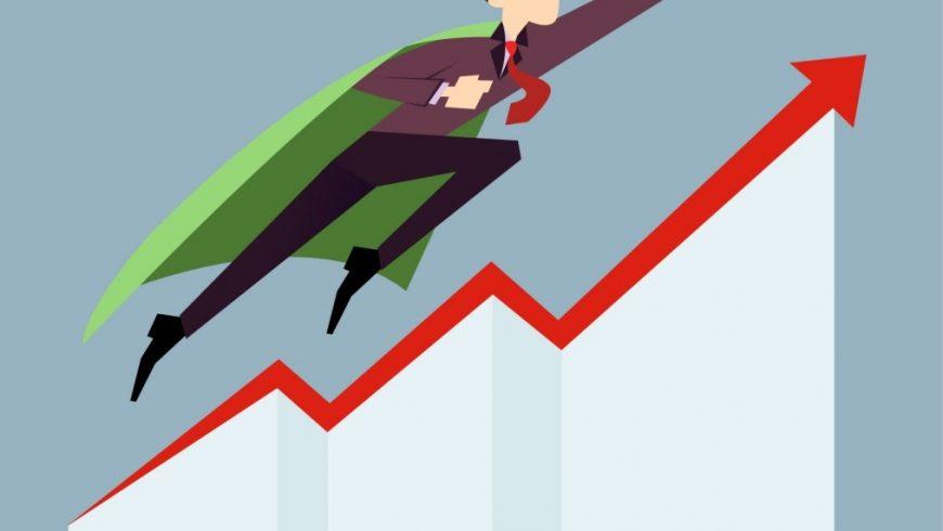 НСИ: Растежът се задържа над 3%